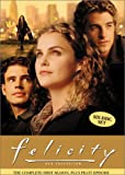 Felicity - Freshman Year Collection (The Complete First Season) - movie DVD cover picture