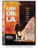 To Live and Die in L.A. (Special Edition) - movie DVD cover picture