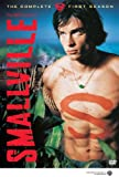 Smallville - The Complete First Season - movie DVD cover picture