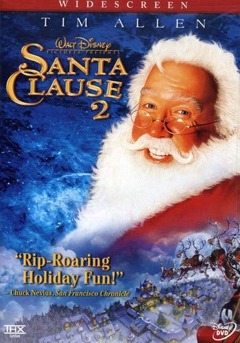 The Santa Clause 2 - The Mrs. Clause (Widescreen Edition) (2002)  Tim Allen, Elizabeth Mitchell