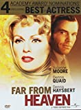 Far From Heaven - movie DVD cover picture