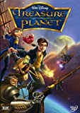 Treasure Planet - movie DVD cover picture