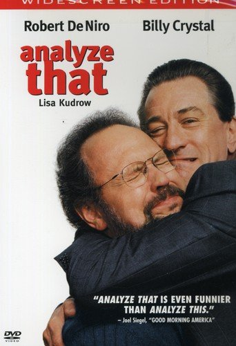Analyze That DVD - Buy it!