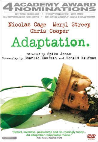 ADAPTATION DVD - Buy it!