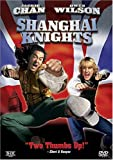 Shanghai Knights - movie DVD cover picture