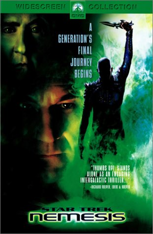 Star Trek - Nemesis  DVD
