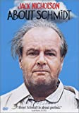About Schmidt - movie DVD cover picture