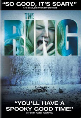 Cover of The Ring DVD