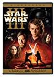Star Wars, Episode III - Revenge of the Sith (Widescreen Edition) - movie DVD cover picture