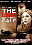 The Life of David Gale (Widescreen Edition) - movie DVD cover picture