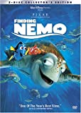 Finding Nemo (Collector's Edition) - movie DVD cover picture