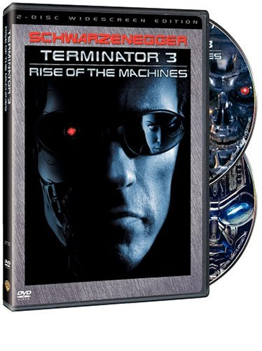 Terminator 3 - Rise of the Machines  DVD