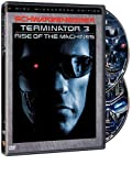 Terminator 3 - Rise of the Machines (Widescreen Edition) - movie DVD cover picture