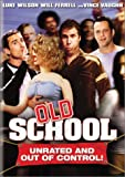 Old School (Widescreen Unrated Edition) - movie DVD cover picture