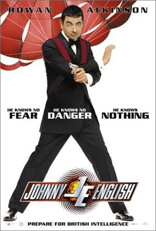 Johnny English / Агент Джонни Инглиш (2003)