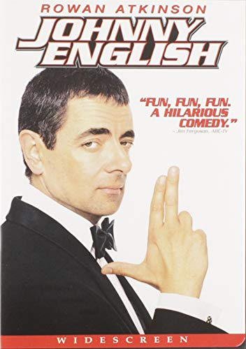 Johnny English - DVDRip - español (España)