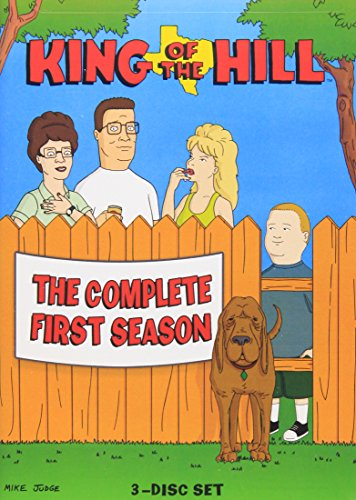 King of the Hill - Season 1 DVD