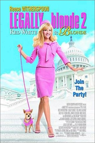 Legally Blonde 2: Red, White & Blonde / ��������� � ������ 2 (2003)