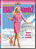 Legally Blonde 2 - Red, White & Blonde (Special Edition) - movie DVD cover picture