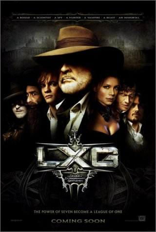 The League Of Extraordinary Gentlemen / Клуб Выдающихся Джентельменов (2003)