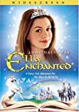 Ella Enchanted (Widescreen Edition) - movie DVD cover picture