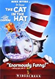 Dr. Seuss' The Cat In The Hat (Widescreen Edition) - movie DVD cover picture