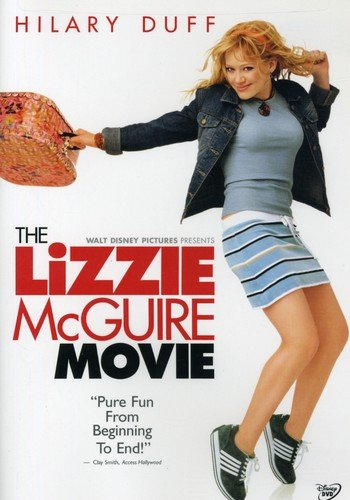 The Lizzie McGuire Movie / Кино Лиззи МакГайр (2003)