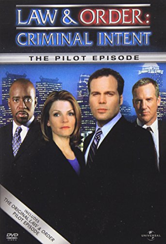 Law & Order - Criminal Intent - The Premiere Episode DVD