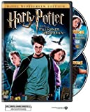 Harry Potter and the Prisoner of Azkaban (2-Disc Widescreen Edition) (Harry Potter 3) - movie DVD cover picture