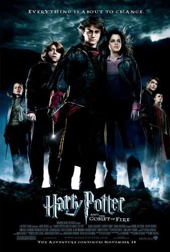 Harry Potter i Czara Ognia / Harry Potter and the Goblet of Fire (2005) DVD5 Dubbing PL