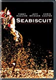 Seabiscuit (Widescreen Edition) - movie DVD cover picture