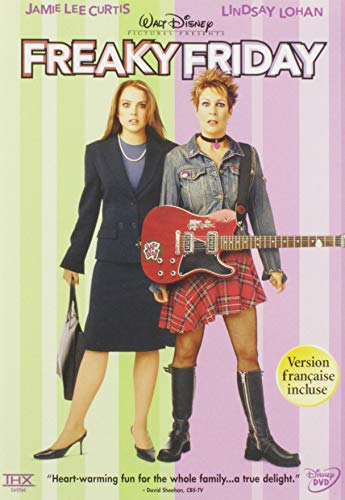 Freaky Friday (2003) Jamie Lee Curtis, Lindsay Lohan