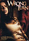 Wrong Turn - movie DVD cover picture