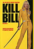 Kill Bill, Volume 1 - movie DVD cover picture