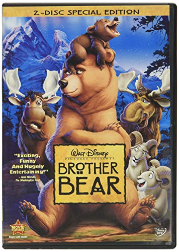 Brother Bear  DVD