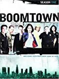 Boomtown - Season One - movie DVD cover picture