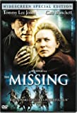 The Missing (Widescreen Edition) - movie DVD cover picture