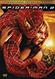Spider-Man 2 (Widescreen Special Edition) - movie DVD cover picture