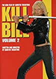 Kill Bill, Volume 2 - movie DVD cover picture