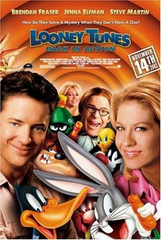 Looney Tunes: Back in Action / Луни Тьюнз: Снова в деле (2003)
