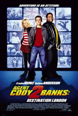 Agent Cody Banks 2: Destination London / ����� ���� ����� 2: ����� ���������� - ������ (2004)