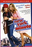 New York Minute (Widescreen Edition) - movie DVD cover picture