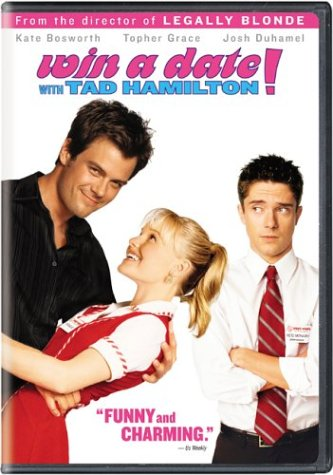 Win A Date With Tad Hamilton!  DVD