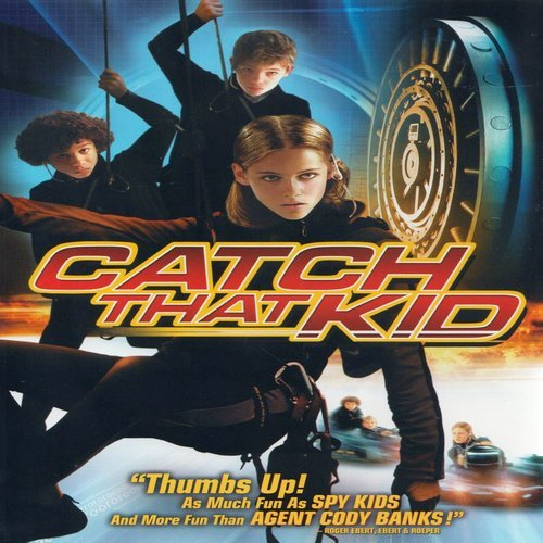 Catch That Kid DVD