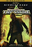 National Treasure (Widescreen Edition) - movie DVD cover picture