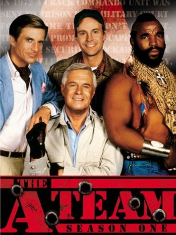Dru¿yna A / The A-Team COMPLETE S01-S05 (1983-1987) DVDRip XviD LEKTOR PL