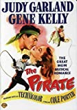 The Pirate - movie DVD cover picture