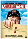 Fahrenheit 9/11 - movie DVD cover picture
