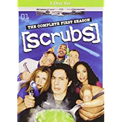 Scrubs Dvds