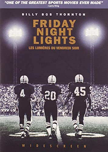 Friday Night Lights  DVD